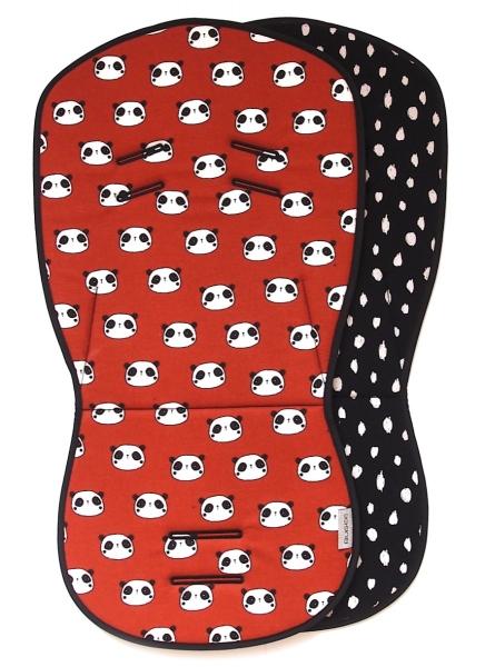 Sitzeinlage  Bugee Panda Terra BIO
