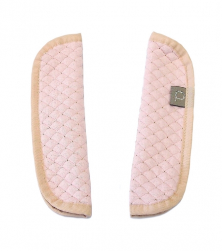 Gurtpolster  Diamond Light Pink