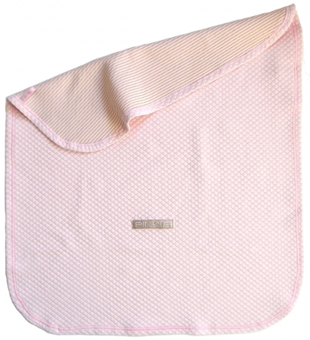Decke  Pinkie Diamond Light Pink