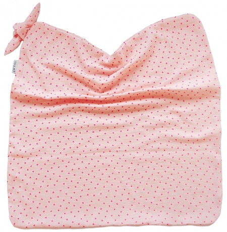 Sommerdecke  Pinkie Muslin Soft Pink