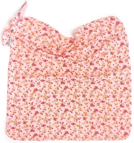 Sommerdecke Pinkie Muslin Roses