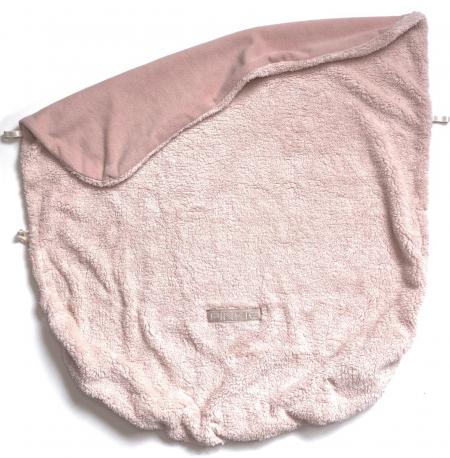 Zubindbare Decke Pinkie Soft Pink