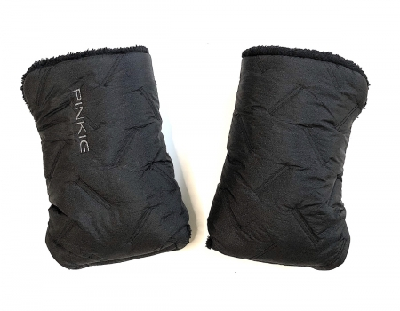 Handschuhe k Zigzag Black