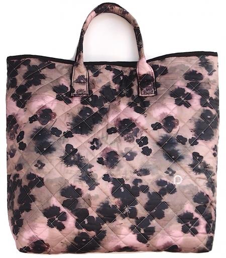Universelle Tasche Black Flowers