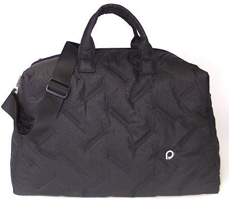 Wickeltasche Zigzag Black XL