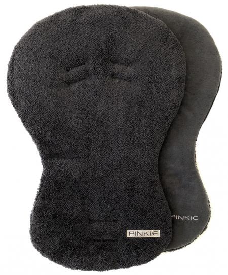 Sitzeinlage  Pinkie Soft Black