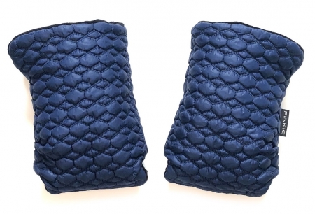 Handschuhe Big Comb Blue