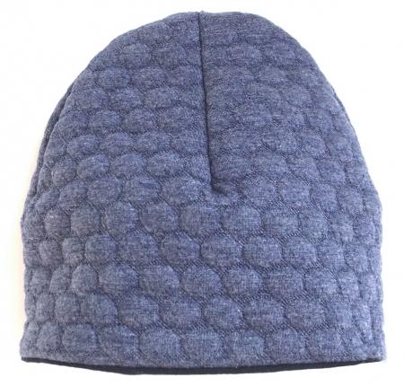 Wintermütze Circle Blue