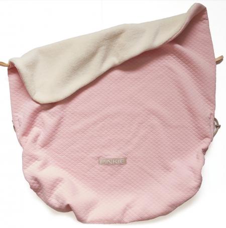 Zubindbare Decke Diamond Light Pink II.