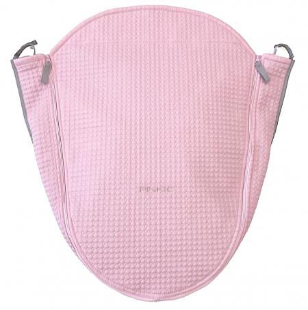 Beindecke mit Funktionsschicht Small Pink Comb