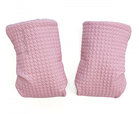 Handschuhe  Small Pink Comb