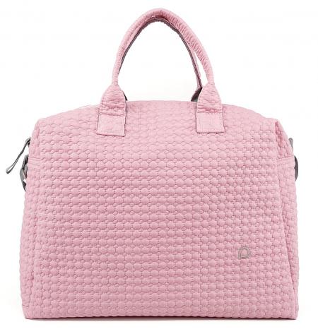Wickeltasche  Small Pink Comb M