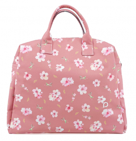 Wickeltasche  Softshell Pink Rose M
