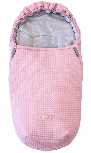 Winterfußsack Pinkie Small Pink Comb