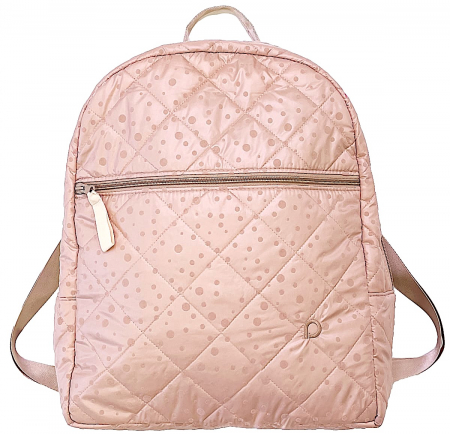 Wickelrucksack Bugee Soft Pink Dots