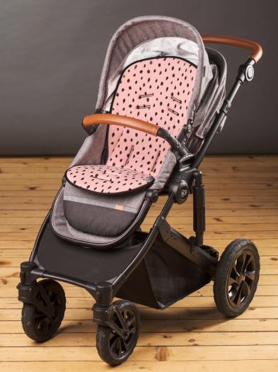 Sitzeinlage Bugee Soft Pink BIO