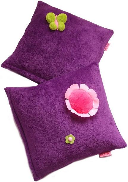 kissen violet meadow. Black Bedroom Furniture Sets. Home Design Ideas