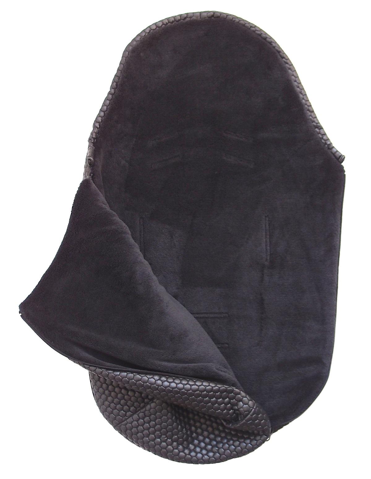 kliknutít zobrazíte maximální velikost obrázku Fußsack Black Comb 0-12 Monate