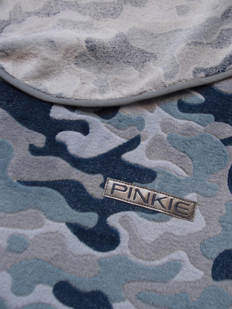 kliknutít zobrazíte maximální velikost obrázku Decke Pinkie Camo Blue