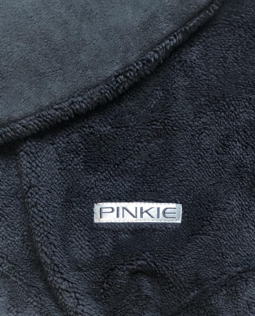 kliknutít zobrazíte maximální velikost obrázku Zubindbare Decke  Pinkie Soft Black
