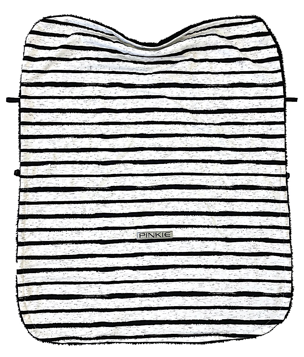 kliknutít zobrazíte maximální velikost obrázku Zubindbare Decke Pinkie Stripe White